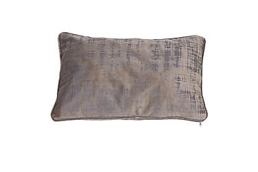 Tyynynpäällinen Owen 30x50 cm Sametti Pellavanvärinen