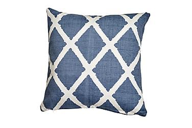 Tyynynpäällinen Plaza 45x45 cm Sininen