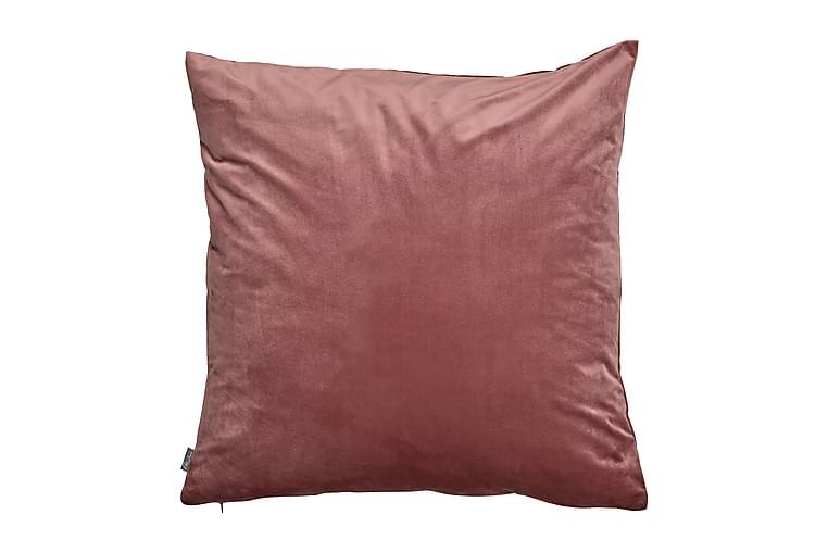Tyynynpäällinen Sametti 60x60 cm Tummaroosa - Mogihome - Sisustustuotteet - Kodintekstiilit - Tyynynpäälliset