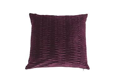 Tyynynpäällinen Sharon 45x45 Sametti Luumu