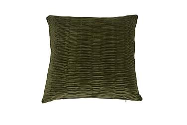 Tyynynpäällinen Sharon 45x45 Sametti Oliivinvihreä