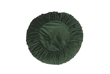 Tyynynpäällinen Tilde 50 cm Pyöreä Sametti Vihreä