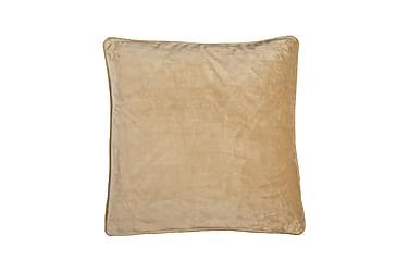 Tyynynpäällinen Velvet 45x45 cm Sametti Kulta