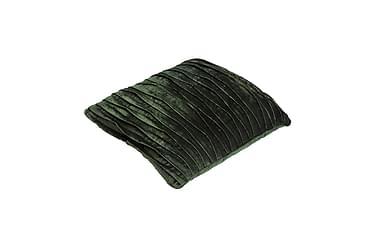 Tyynynpäällinen Velvetwave 45x45 Vihreä
