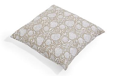 Tyynynpäällinen Vintage Beige 50x50 cm Beige