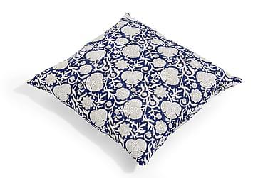 Tyynynpäällinen Vintage Blue 60x60 cm Sininen