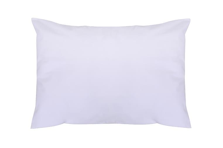 Tyynynsuojus Marie Claire 50x70 cm - Valkoinen - Sisustustuotteet - Kodintekstiilit - Tyynynpäälliset