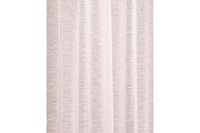 ARIEL verho 140x260 cm roosa, taustalenkein - Lennol - Sisustustuotteet - Kodintekstiilit - Verhot