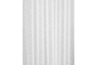 ARIEL verho 140x260 cm valkoinen, taustalenkein