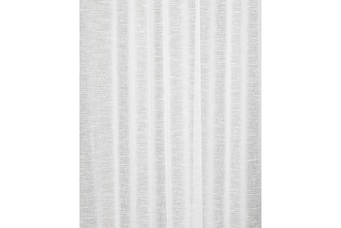 ARIEL verho 140x260 cm valkoinen, taustalenkein - Lennol - Sisustustuotteet - Kodintekstiilit - Verhot