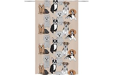 Doggies Valmisverho 140x240 cm beige