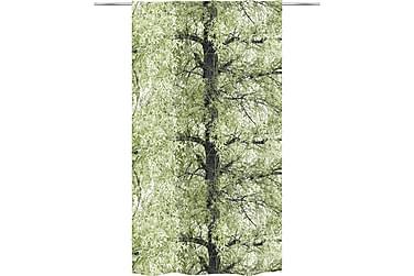 Hopeapaju Valmisverho 140x250 cm green