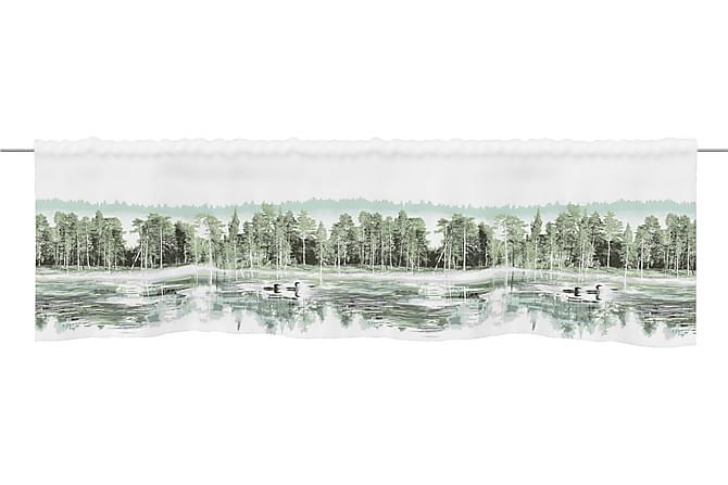 Kappaverho Kuikat 60x250 cm Vihreä - Vallila - Sisustustuotteet - Kodintekstiilit - Verhot