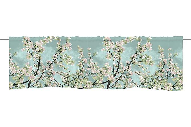 Kappaverho Omenapuu 60x250 cm Aqua - Vallila - Sisustustuotteet - Kodintekstiilit - Verhot