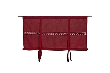 Laskosverho Sanna 180x120 cm Punainen