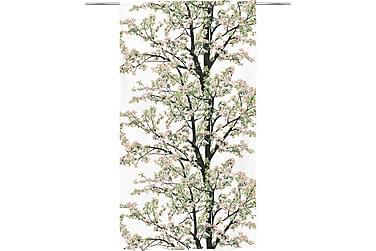 Omenapuu Valmisverho 140x250 cm rose