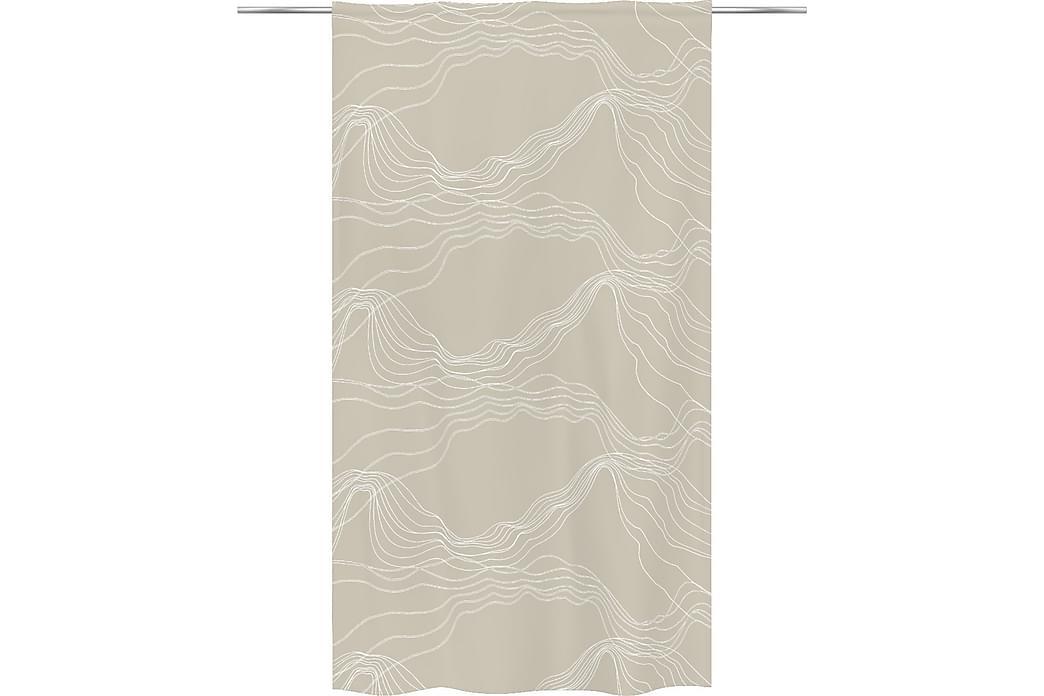 Pimennysverho Myrsky 140x250 cm Beige - Vallila - Sisustustuotteet - Kodintekstiilit - Verhot