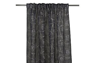 Pitkä verho Valencia Monitoiminauha 2-pak 250 cm Pellavanvär