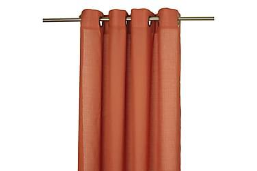 Rengasverho Danis 2-pak 240 cm Oranssi