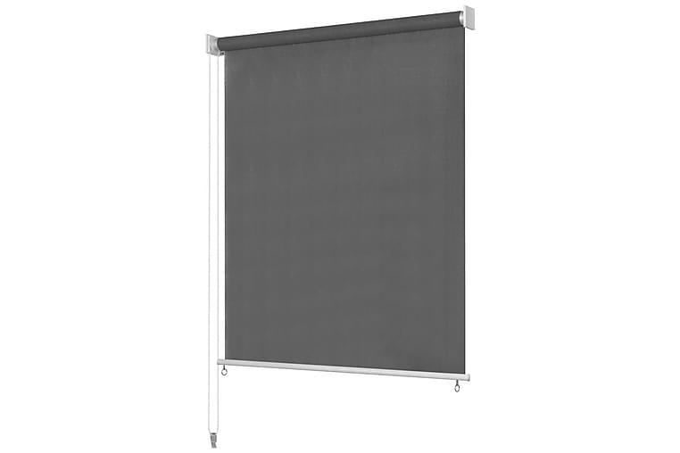 Rullaverho ulkotiloihin 160x230 cm antrasiitti - Sisustustuotteet - Kodintekstiilit - Verhot
