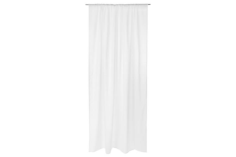 Sivuverho Danis 140x250 cm Valkoinen - Vallila - Sisustustuotteet - Kodintekstiilit - Verhot