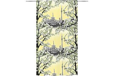 Tokio Valmisverho 140x250 cm yellow