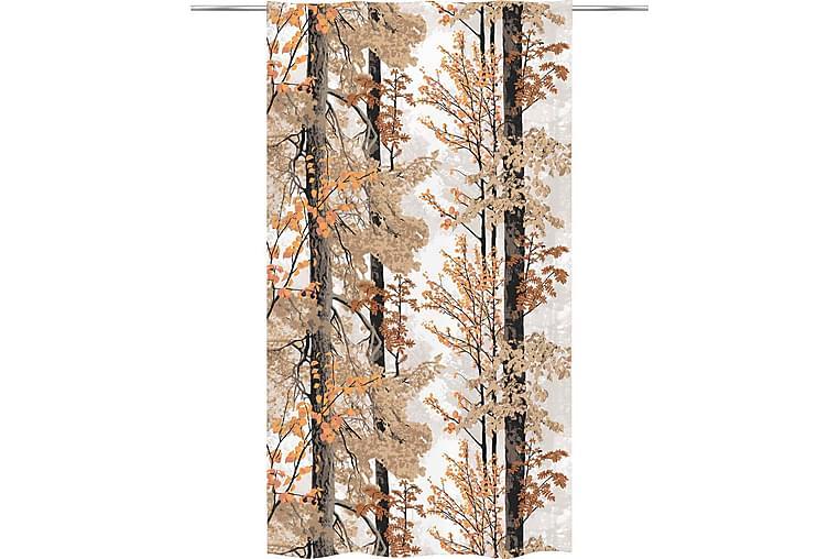 Valmisverho Harmonia 140x250 cm Oranssi - Vallila - Sisustustuotteet - Kodintekstiilit - Verhot