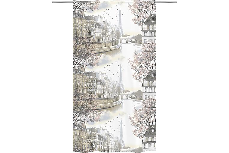 Valmisverho Pariisi 140x250 cm Beige - Vallila - Sisustustuotteet - Kodintekstiilit - Verhot