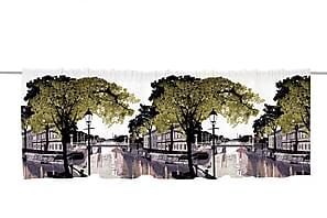 Verhokappa Aurajoki 60x250 cm luumu