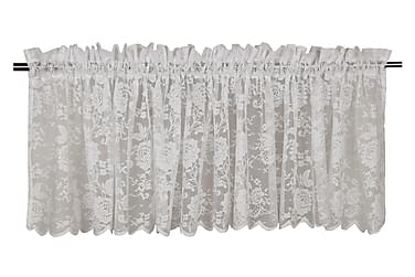 Verhokappa Lucille 55x250 cm Valkoinen