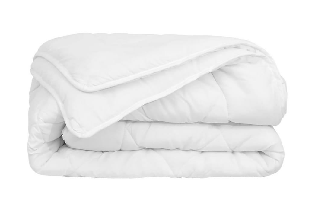 4 vuodenajan peitto 135x200 cm - Valkoinen - Sisustustuotteet - Kodintekstiilit - Vuodevaatteet