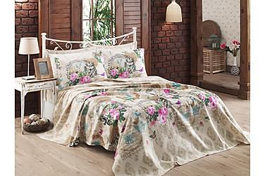 Päiväpeite Eponj Home Yhden 160x235+Lakana+ tyynyliina