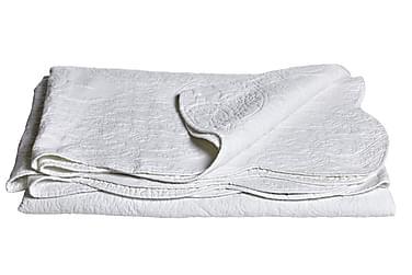 Päiväpeite Julia 270x180 cm Valkoinen