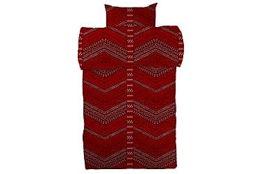 Pussilakana Veera 150x210 red