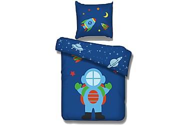 Pussilakanasetti Avaruusare 85x195 Astronautti