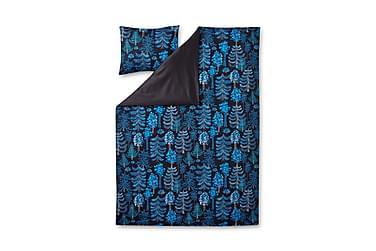 Pussilakanasetti Sadussa 150x210 cm Sininen