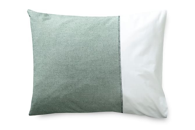 Tyynyliina Astrid, 50x60cm, vihreä - Finlayson - Sisustustuotteet - Kodintekstiilit - Vuodevaatteet