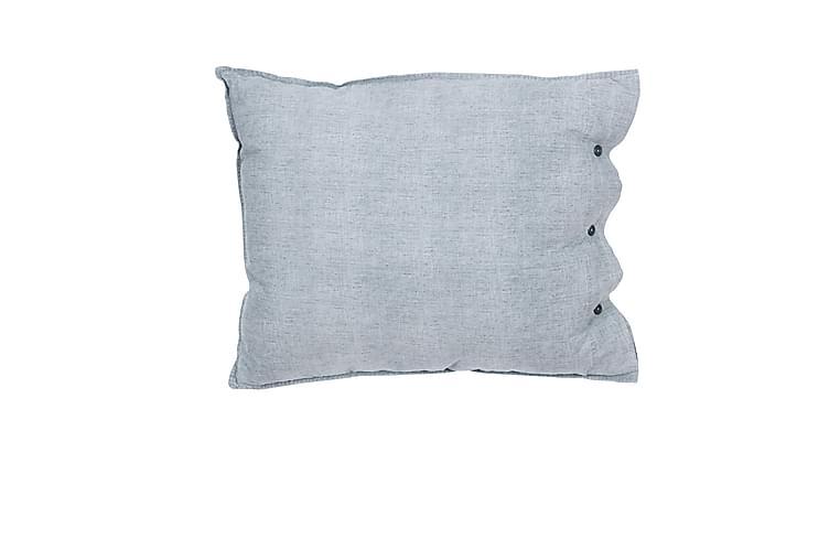 Tyynyliina Eden 50x60 cm Vaaleansininen - Fondaco - Sisustustuotteet - Kodintekstiilit - Vuodevaatteet