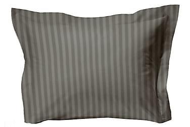 Tyynyliina Harmony 100x70 cm Ekologinen puuvilla Antrasiitti
