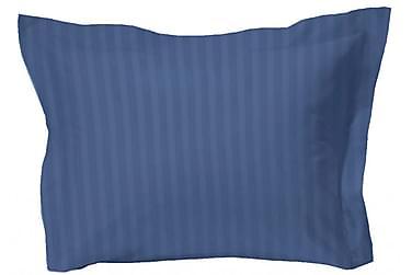 Tyynyliina Harmony 100x70 cm Ekologinen puuvilla T.sininen
