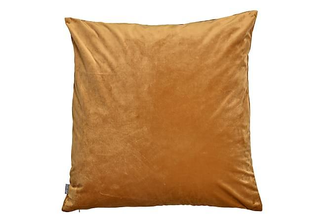 Tyynynpäällinen Softsouch Sametti - Kulta - Sisustustuotteet - Kodintekstiilit - Vuodevaatteet