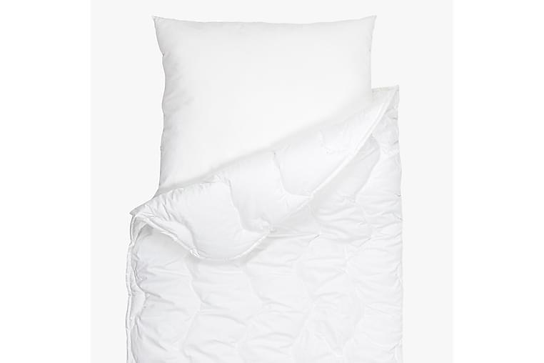 Tyyny/Peitesetti Luxus Unette Valkoinen - Lennol - Sisustustuotteet - Kodintekstiilit - Vuodevaatteet