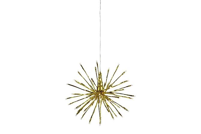 Riippuva Koriste Hydra LED 50 cm Kulta - Markslöjd - Sisustustuotteet - Koriste-esineet - Joulukoristeet