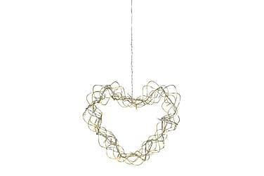 Riippuva valaistus Sydän Aura 30 cm