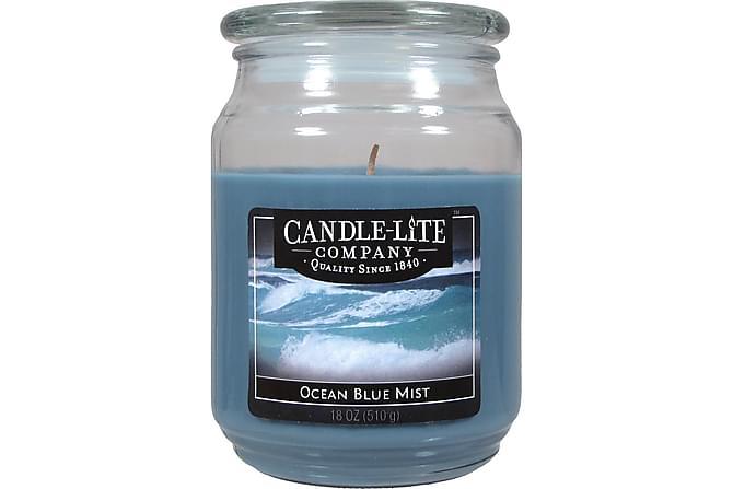 Tuoksukynttilä Everyday 510g - Ocean Blue Mist - Sisustustuotteet - Koriste-esineet - Kynttilät ja huonetuoksut