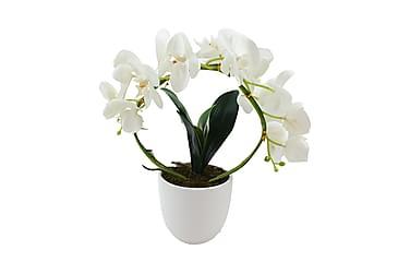 Keinotekoinen Orkideakaari ruukku 38 cm