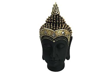 Koriste Amitai Buddha Pää 10x19 cm