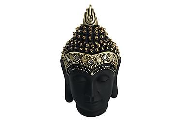 Koriste Amitai Buddha Pää 15x27 cm
