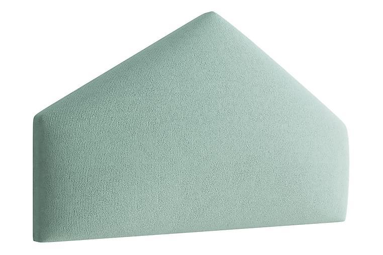 Seinäpaneeli Sharnel Pehmustettu 18x31 cm - Vihreä - Sisustustuotteet - Sisustusesineet - Sisustuskoristeet & tarvikkeet