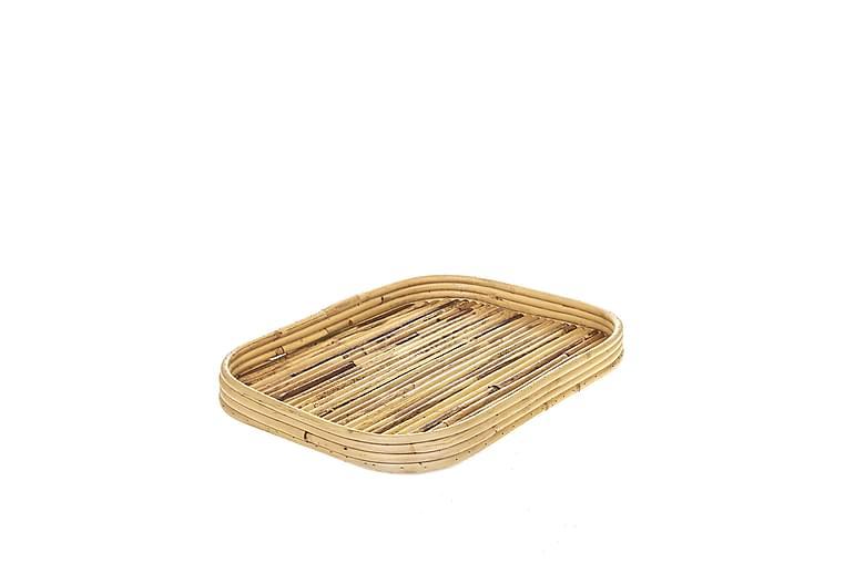 Rottinkitarjotin Rattan 45x31 cm - AmandaB - Sisustustuotteet - Sisustusesineet - Sisustuskoristeet & tarvikkeet